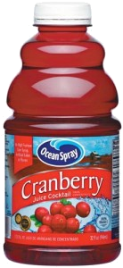ocean spray cranberry juice cocktail bulk