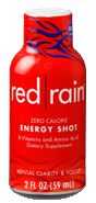 Red Rain Energy Shot