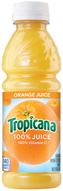 Tropicana Orange Juice Distributor